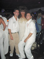 2002-08-17 Thunders SNL White Party 009