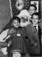 1953 Christmas Photo Janie-Louis-Alphonse-edited