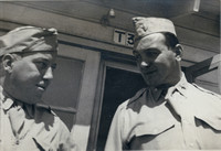 1942 Louis J Guardino on right